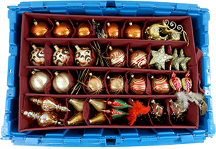 Holiday Storage - Christmas Decorations - Stow Simple